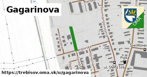 Gagarinova, Trebišov