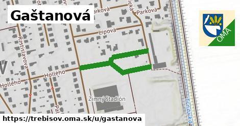 Gaštanová, Trebišov