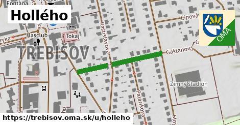 Hollého, Trebišov