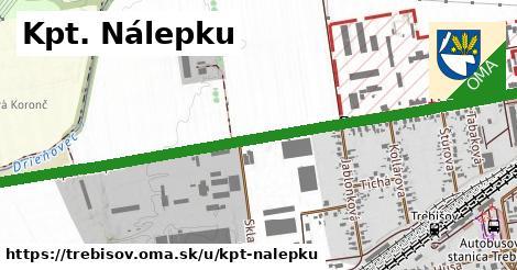 ilustrácia k Kpt. Nálepku, Trebišov - 2,1km