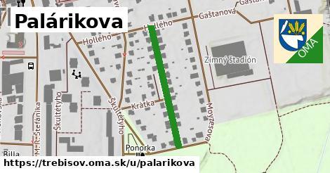 Palárikova, Trebišov