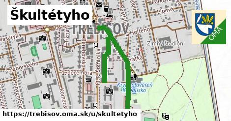 ilustrácia k Škultétyho, Trebišov - 0,98km