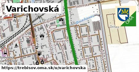 ilustrácia k Varichovská, Trebišov - 1,32km