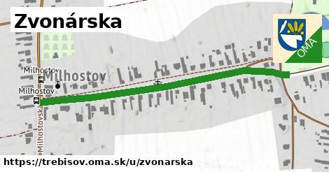 ilustrácia k Zvonárska, Trebišov - 571m