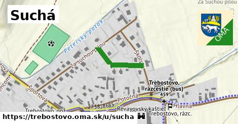 ilustrácia k Suchá, Trebostovo - 175m