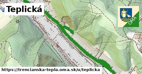 ilustrácia k Teplická, Trenčianska Teplá - 1,48km
