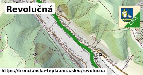 ilustrácia k Revolučná, Trenčianska Teplá - 1,18km