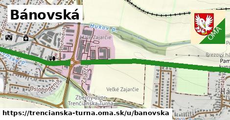 ilustrácia k Bánovská, Trenčianska Turná - 0,91km