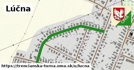 ilustrácia k Lúčna, Trenčianska Turná - 474m