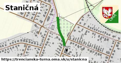 ilustrácia k Staničná, Trenčianska Turná - 182m
