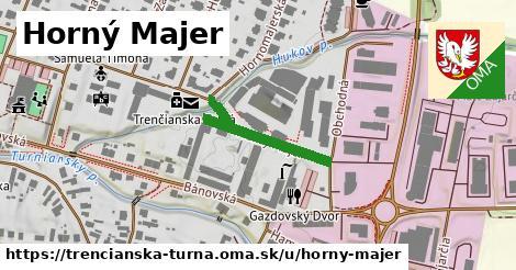 ilustrácia k Horný Majer, Trenčianska Turná - 243m