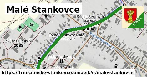 ilustrácia k Malé Stankovce, Trenčianske Stankovce - 698m