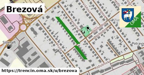 ilustrácia k Brezová, Trenčín - 261m