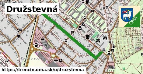 ilustračný obrázok k Družstevná, Trenčín