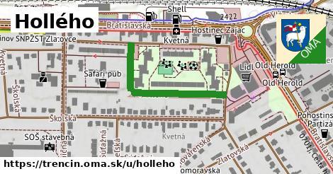 ilustrácia k Hollého, Trenčín - 320m