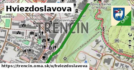 ilustrácia k Hviezdoslavova, Trenčín - 1,03km