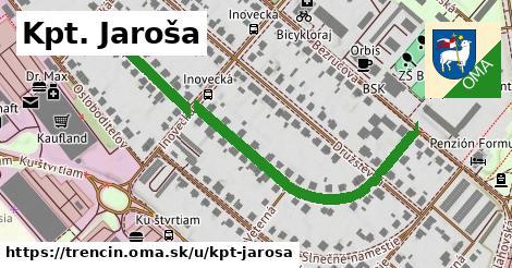 ilustrácia k Kpt. Jaroša, Trenčín - 603m