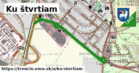 ilustrácia k Ku štvrtiam, Trenčín - 1,35km