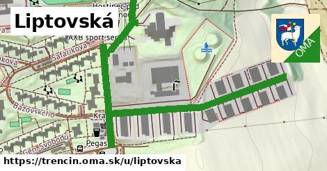 ilustrácia k Liptovská, Trenčín - 0,83km