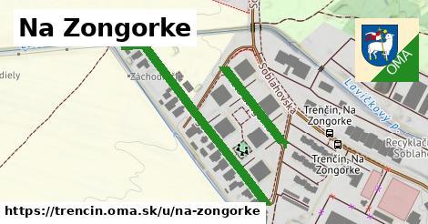 ilustrácia k Na Zongorke, Trenčín - 554m