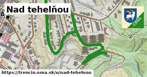 ilustrácia k Nad tehelňou, Trenčín - 0,95km