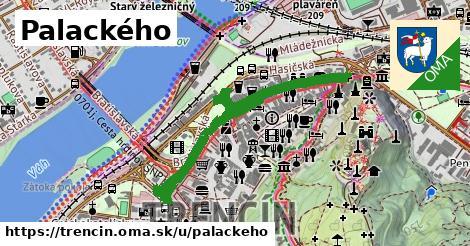ilustrácia k Palackého, Trenčín - 1,15km