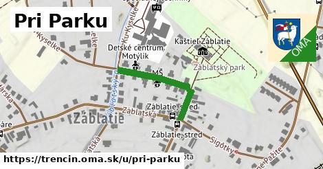 ilustrácia k Pri Parku, Trenčín - 246m