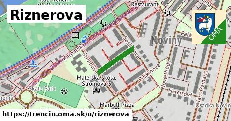 ilustrácia k Riznerova, Trenčín - 136m