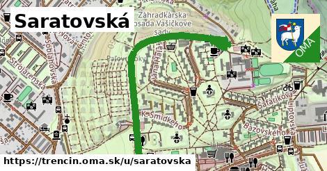 ilustrácia k Saratovská, Trenčín - 1,37km