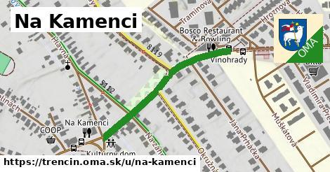 ilustrácia k Na Kamenci, Trenčín - 356m