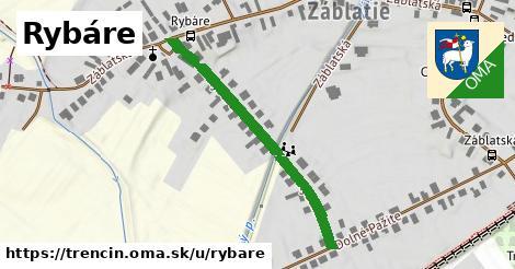 ilustrácia k Rybáre, Trenčín - 384m