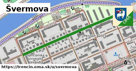 ilustrácia k Švermova, Trenčín - 626m