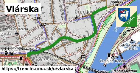 ilustrácia k Vlárska, Trenčín - 1,19km