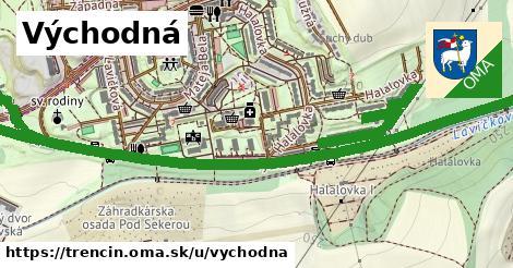 ilustrácia k Východná, Trenčín - 2,7km