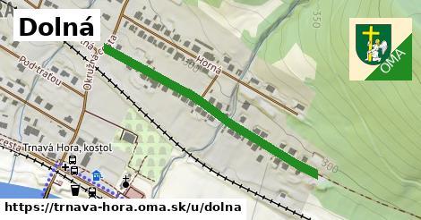 ilustrácia k Dolná, Trnavá Hora - 439m