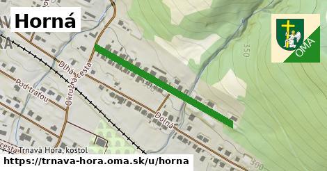 ilustračný obrázok k Horná, Trnavá Hora