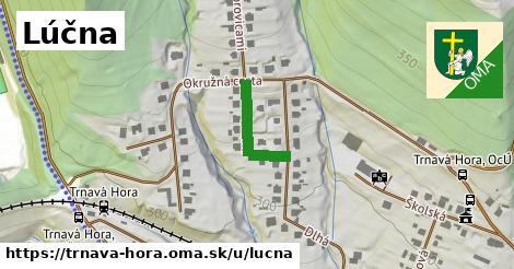 ilustrácia k Lúčna, Trnavá Hora - 168m