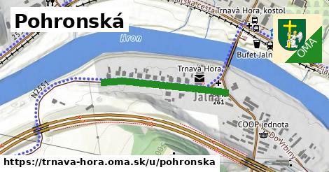 ilustrácia k Pohronská, Trnavá Hora - 288m