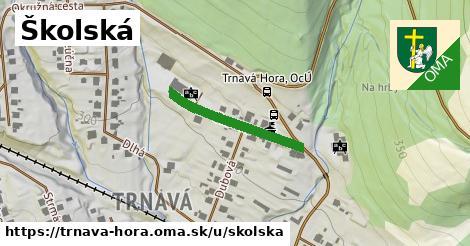 ilustračný obrázok k Školská, Trnavá Hora