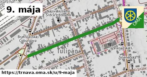 ilustrácia k 9. mája, Trnava - 493m