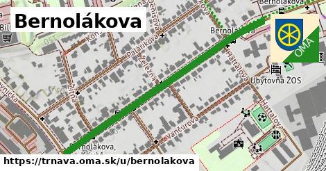 ilustračný obrázok k Bernolákova, Trnava