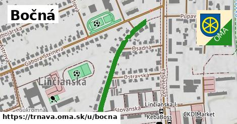 ilustrácia k Bočná, Trnava - 554m