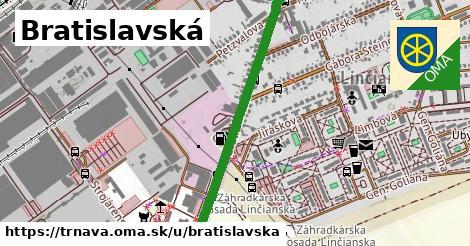 ilustrácia k Bratislavská, Trnava - 2,7km