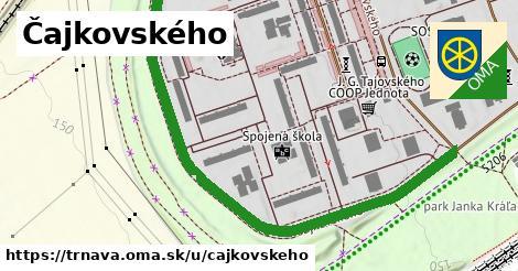 ilustrácia k Čajkovského, Trnava - 0,85km