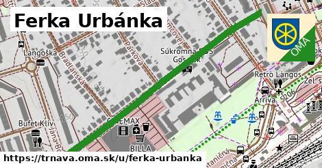 ilustrácia k Ferka Urbánka, Trnava - 574m
