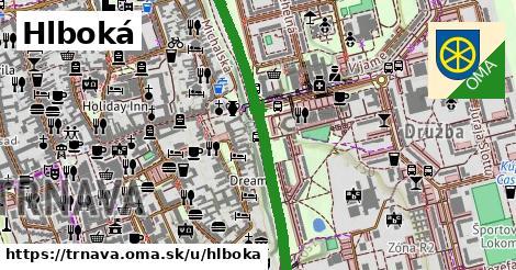 ilustrácia k Hlboká, Trnava - 1,07km