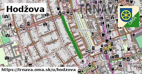 ilustračný obrázok k Hodžova, Trnava