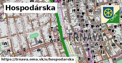 ilustrácia k Hospodárska, Trnava - 1,41km