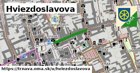 ilustrácia k Hviezdoslavova, Trnava - 386m