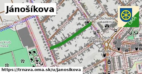 ilustrácia k Jánošíkova, Trnava - 255m